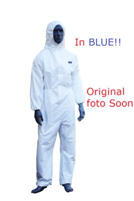Asbestshop Type 100 blau