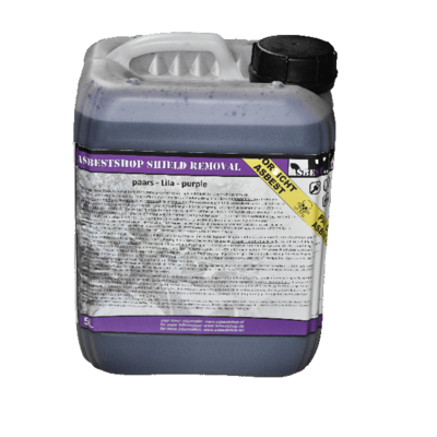 Asbestshop Shield Removal Lila 5L