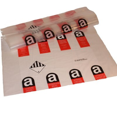 Asbest Einpackfolie 6m