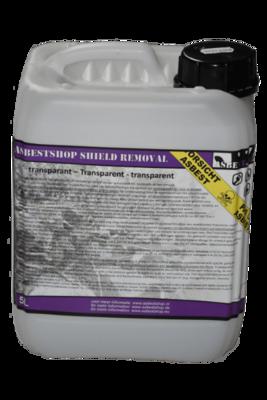 Asbestshop Shield Removal Transparent 5L