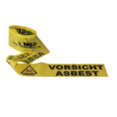 Asbest Absperrband 5cm x 6m