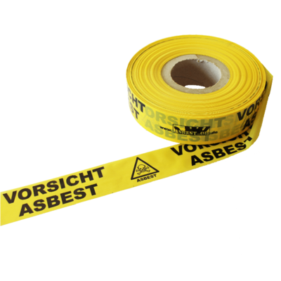 Asbest Absperrband 5cm x 500m