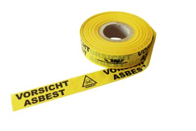 Asbest Absperrband 500m